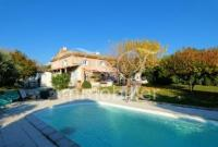 Old stone country house in the Luberon